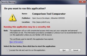 security-warning-offline